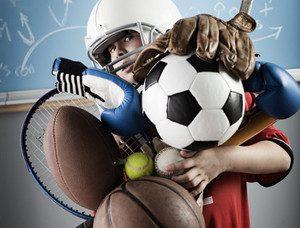 Les jeunes aussi : une activité physique pour être en bonne santé !!!