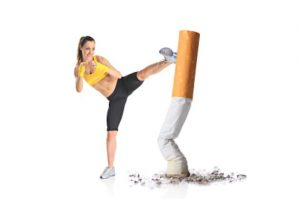 Sport: un allié contre le tabac