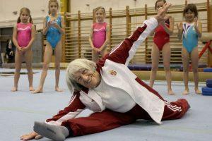 L'activité physique des personnes âgées : Recommandations de l'OMS