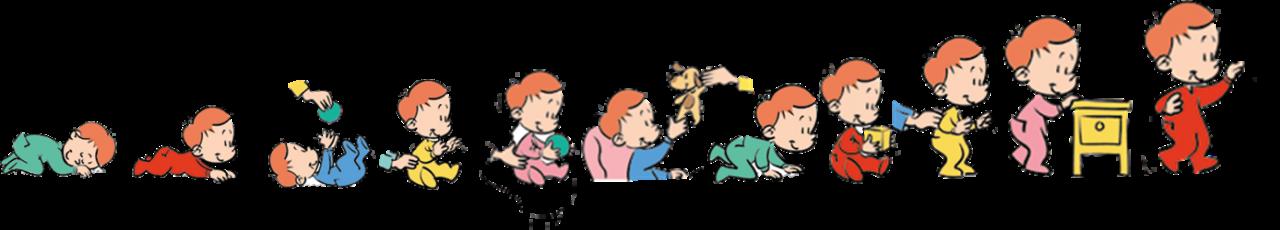 3 façons d'optimiser le développement moteur de l'enfant