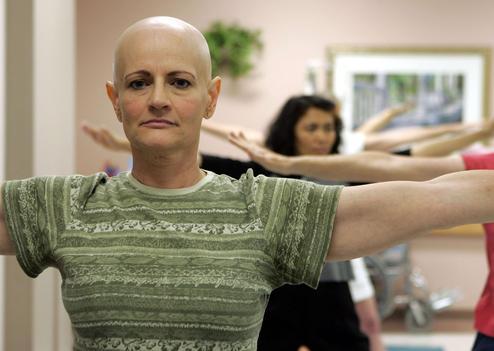 Le sport ne guérit pas le cancer, mais il peut y aider