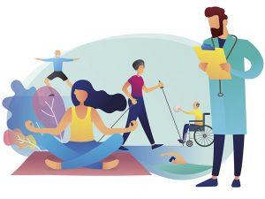 Activité physique adaptée, polyarthrites rhumatoïdes et rhumatismes inflammatoires chroniques